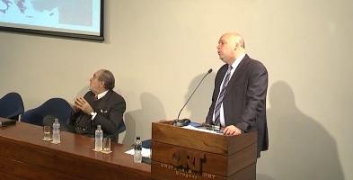 Dr. Alfonso Soria Mendoza en la Universidad ORT Uruguay
