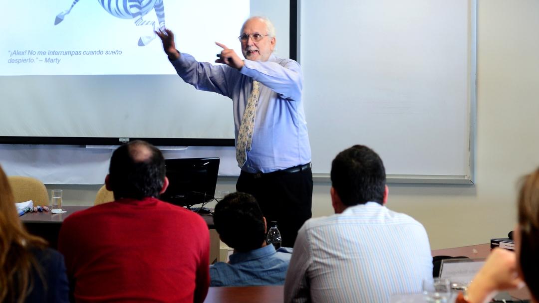 Profesores de Educación Ejecutiva de la Universidad ORT Uruguay