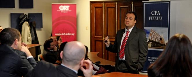 Lanzamiento de la Cátedra de Gestión de Riesgos en la Universidad ORT Uruguay