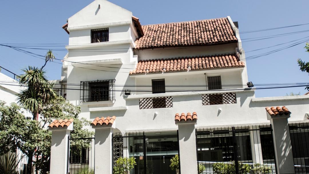 Biblioteca Pocitos - ORT