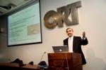Dr. Jaime Alonso Gómez en la Universidad ORT Uruguay
