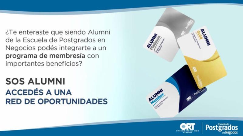 Membresía Alumni