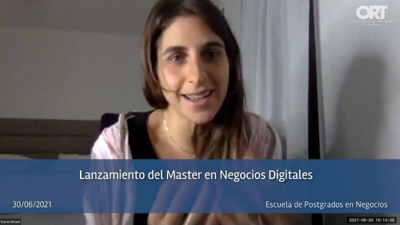 Escuela de Postgrados en Negocios lanzó el Master en Negocios Digitales