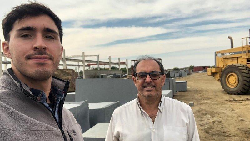 Jorge y Nicolás Otero