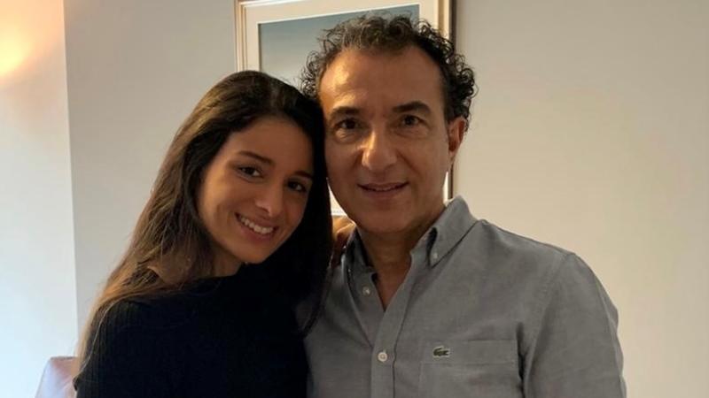 Simón y Lorena Pilosof