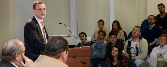 CONFERENCIA SOBRE GLOBAL COMPETITIVENESS REPORT