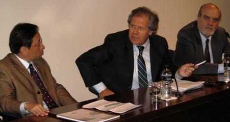 Conferencia del Departamento de Estudios Internacionales