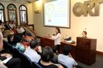Ciclo de Charlas de Management y Negocios de la Universidad ORT Uruguay.