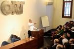 Conferencia en la Universidad ORT Uruguay.
