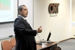 Director General de Rentas en la Universidad ORT Uruguay.