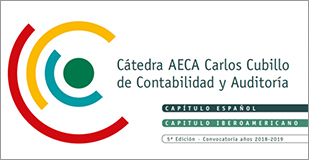 Coordinador académico fue designado titular de la Cátedra AECA de Contabilidad y Auditoría