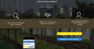Startup incubada en el CIE ganó la Pitch Competition de Agtech Conference Latam
