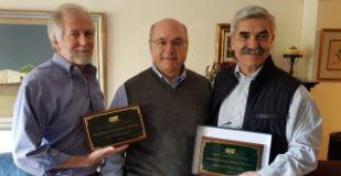 Profesores fueron reconocidos como Distinguished Visiting Members of the Faculty