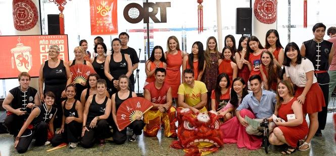 La universidad celebró el Festival de los Faroles