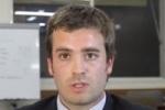 Luis Ignacio Bordaberry, ejecutivo de cuentas del Banco Itaú
