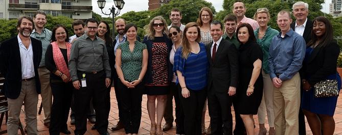 La Facultad recibió a estudiantes de Carolina del Sur