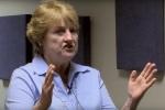 Dra. Marye Tharp en la Universidad ORT Uruguay