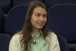 Natalia Coh, graduada de la Universidad ORT Uruguay