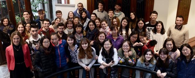 """""""Estudiar en Uruguay es una experiencia preciosa"""""""