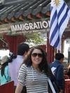 Julieta Falero, Licenciada en Estudios Internacionales