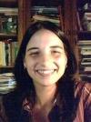Virginia Delisante, Licenciada en Estudios Internacionales