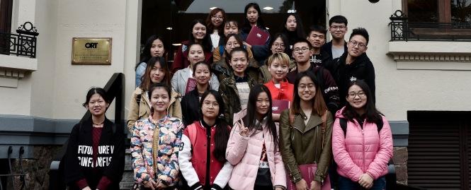 Bienvenida a la 6.ª generación de China