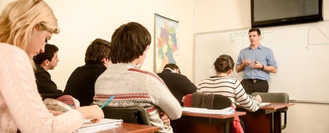 Facultad de Administración y Ciencias Sociales de la Universidad ORT Uruguay.