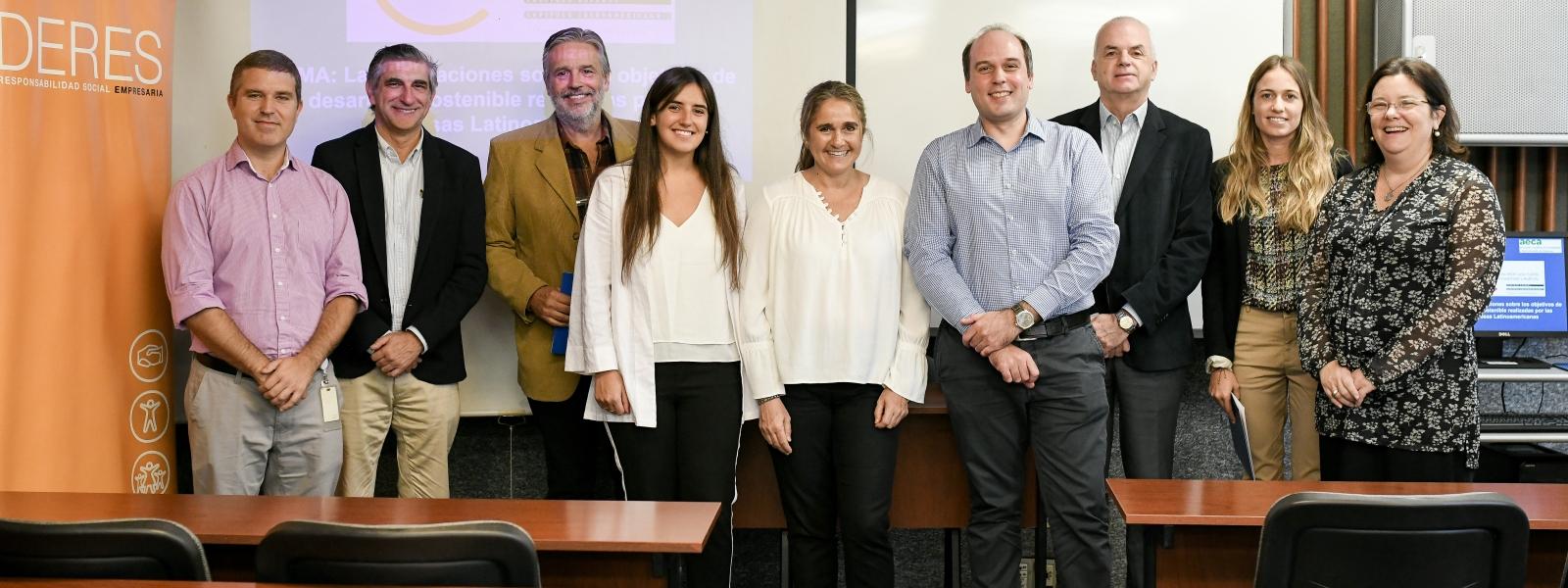 Premio a la investigación sobre Objetivos de Desarrollo Sostenible