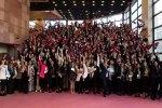 Ceremonia de graduación de la Universidad ORT Uruguay