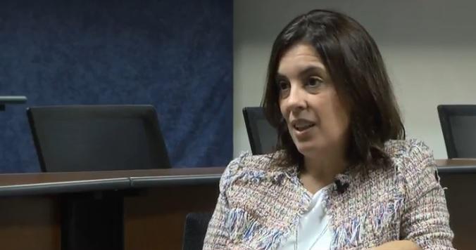 Entrevista a la profesora visitante de la Escuela de Postgrados de la Facultad de Administración y Ciencias Sociales de la Universidad ORT Uruguay.