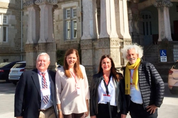 Investigación se presentó en el XV Foro Internacional sobre Evaluación de la Calidad de la Investigación y la Educación Superior.