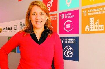 Entrevista a la docente y fundadora de 3vectores