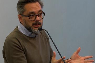 Conferencia en la Universidad ORT Uruguay