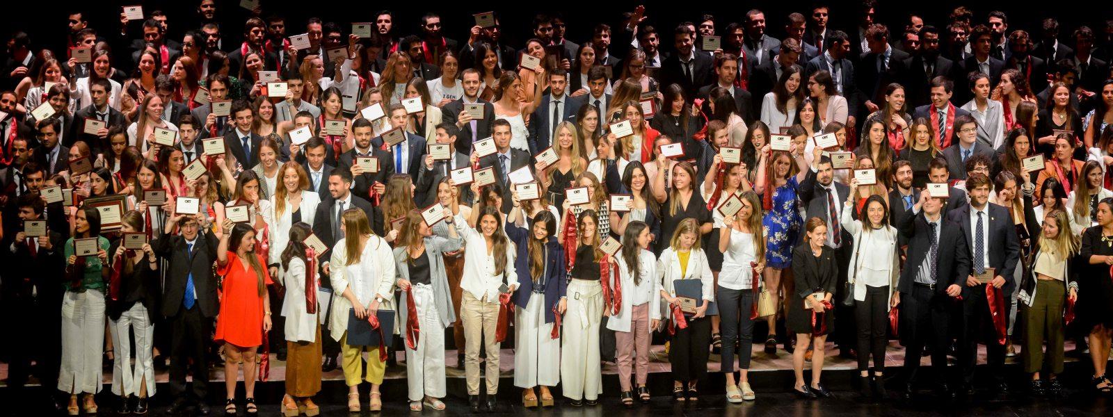 Graduados de la Universidad ORT Uruguay