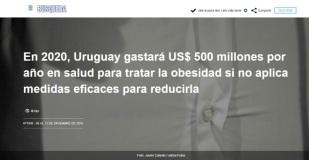 Nota sobre investigación en salud de docentes de la Universidad ORT Uruguay
