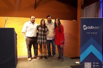 Emprendedores de la Universidad ORT Uruguay