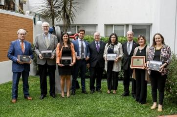 Profesores de la Facultad de Administración y Ciencias Sociales de la Universidad ORT Uruguay