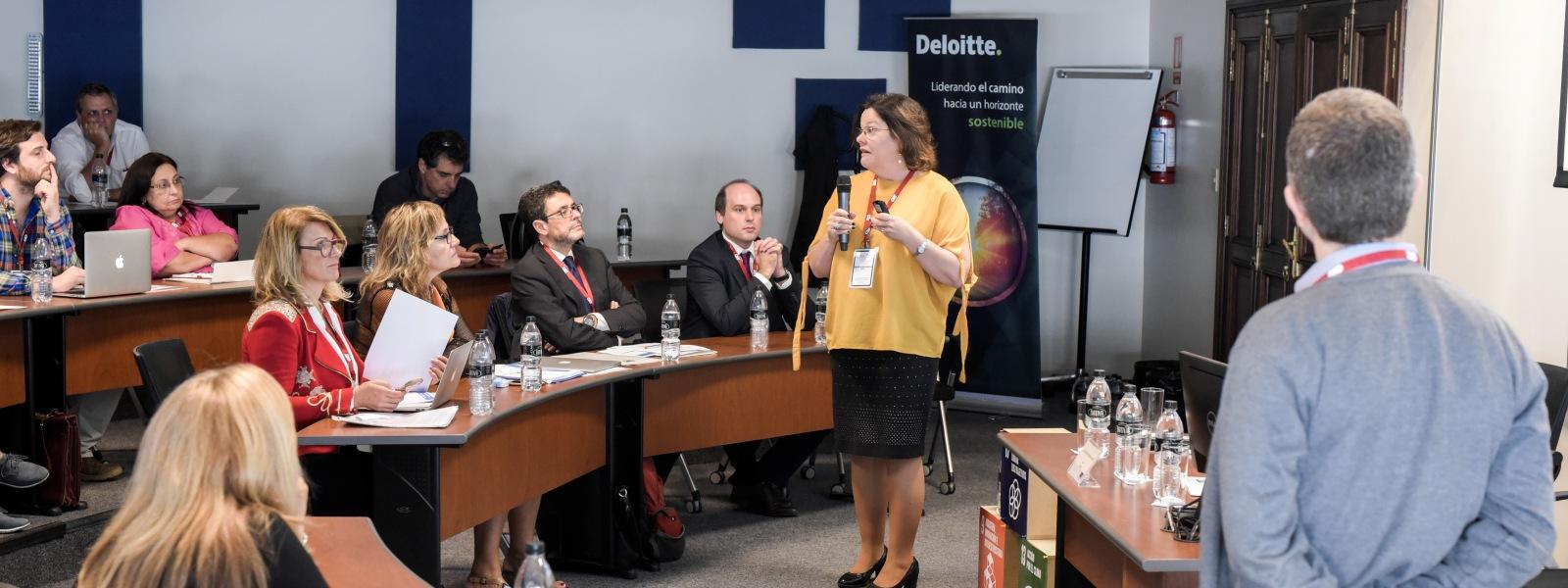 Presentación de la Cátedra Deloitte