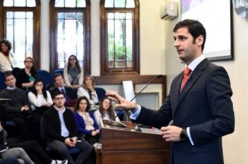 Conferencia dictada por Jesús Moreno