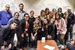 Estudiantes de la Universidad ORT Uruguay