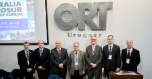 Representantes del sector público, privado y de la academia de Australia y del Mercosur se unieron para realizar exposiciones