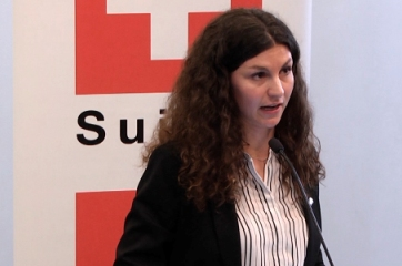 Conferencia por Alexia Preti