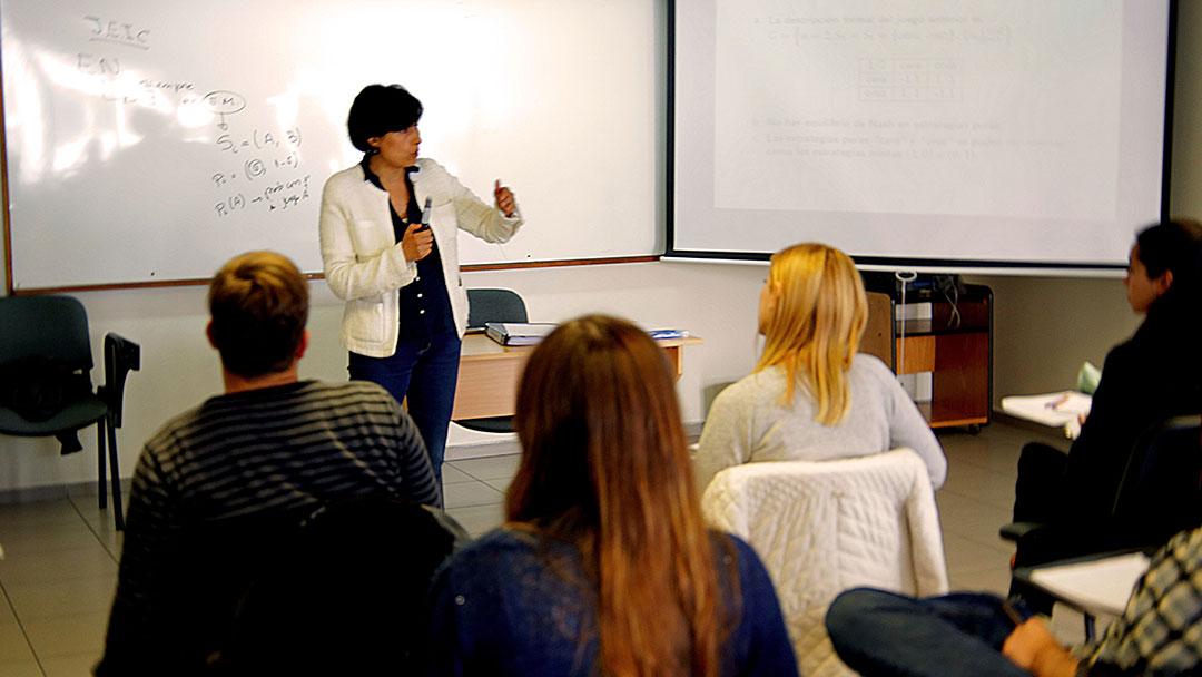 Cursos de formación para docentes en Uruguay