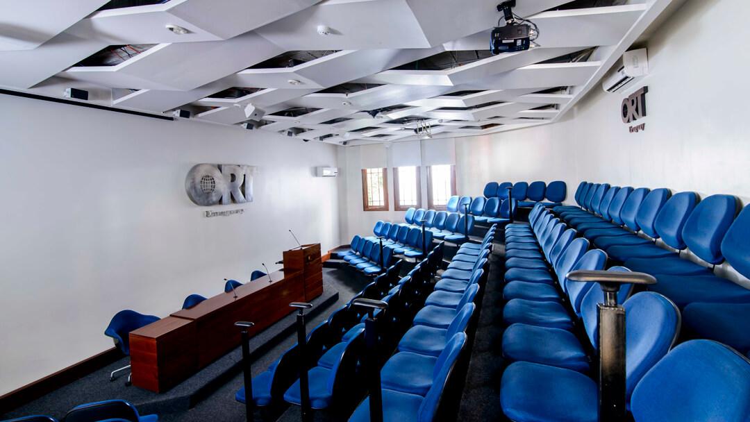 Auditorio de la Facultad de Administración y Ciencias Sociales