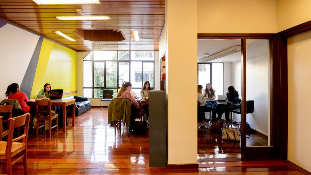 Campus Pocitos de la Universidad ORT Uruguay