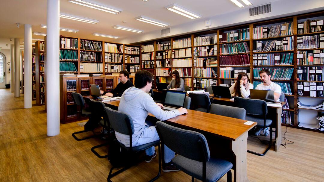 Biblioteca Pocitos de la Universidad ORT Uruguay