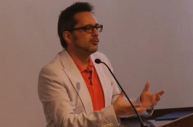 Dr. Marcos Farias en la universidad ORT Uruguay