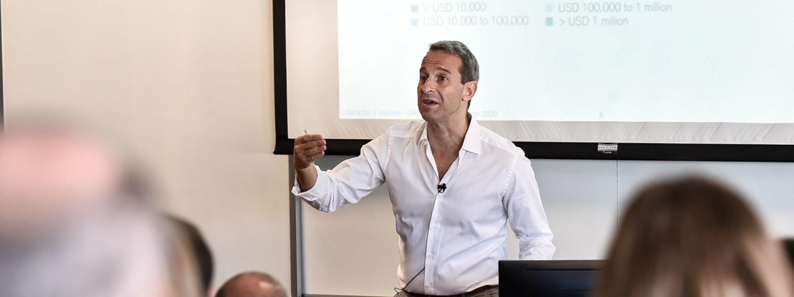 Conferencia por el Ing. David Ruyet